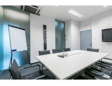 Trnje, Ul. Grada Vukovara, ured 19 m2,kompl.namješten, 6.kat
