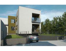 Maksimir, Srebrnjak, 3-s 104.30 m2,novogradnja, 1.kat+garaža